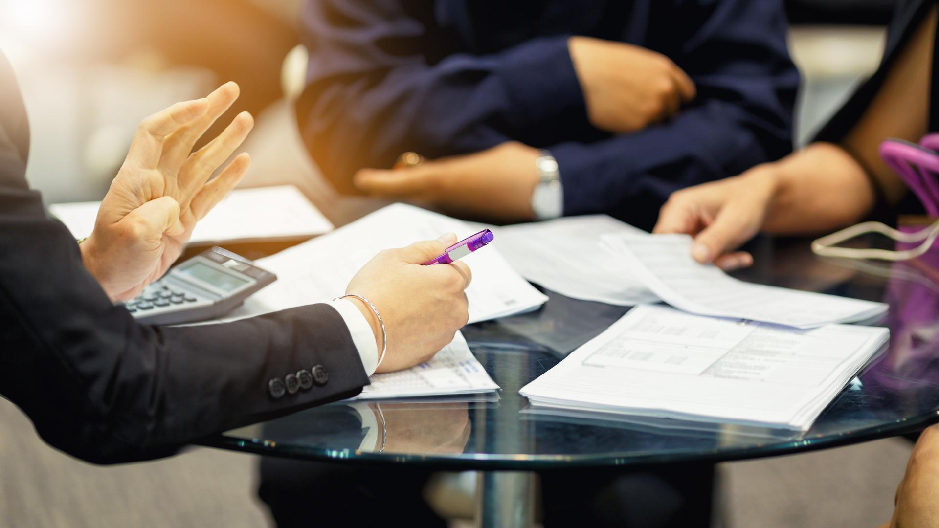 A financial adviser can help you reach your financial goals