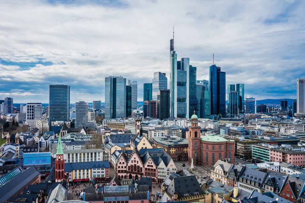 frankfurt city germany