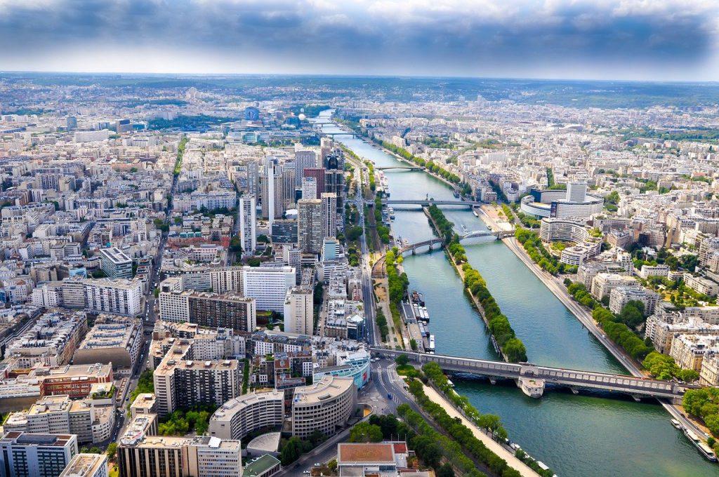 paris seine river holborn market recap