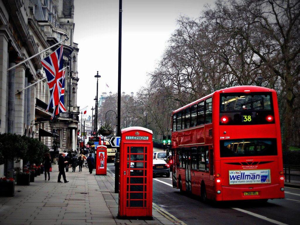 uk london streets