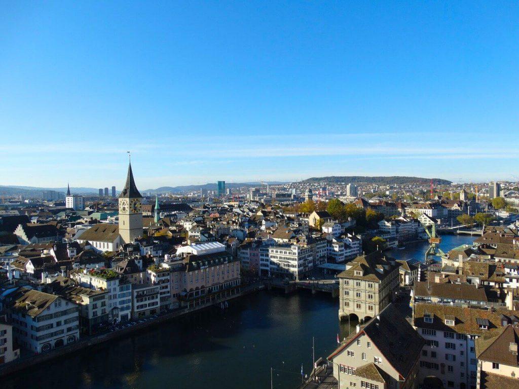 Zurich switzerland overview